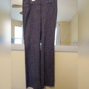 NY & Co navy trouser